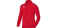 Jako Polyester jacket Striker red