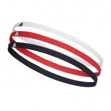 adidas 3 Pack Hairbands 216
