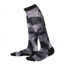 ADIDAS CLIMALITE GRAPHIC KNEE TRAINING SOCKS 764