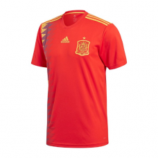 adidas Spanien Trikot Home WM 2018 red
