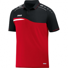 Jako Polo Competition 2.0 red-black 01