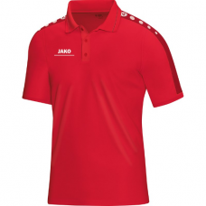Jako Polo Striker red 01