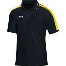 Jako Polo Striker black-citro 03