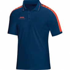 Jako Polo Striker nightblue-flame 18