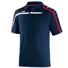 Jako Polo Performance navy-white-red 09