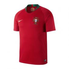 Nike Portugal Trikot Home WM 2018 Red 687