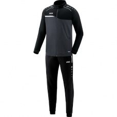 Jako Polyester tracksuit COMPETITION 2.0 anthrazit-black 08