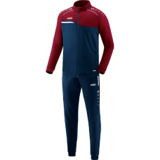 Jako Polyester tracksuit COMPETITION 2.0 marine-Red 09