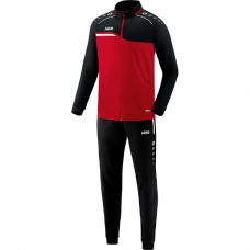 Jako Polyester tracksuit COMPETITION 2.0 red-black01