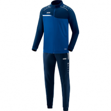 Jako Polyester tracksuit COMPETITION 2.0 royal-marine 49