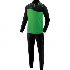 Jako Polyester tracksuit COMPETITION 2.0 soft green-black 22
