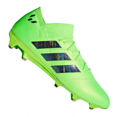 adidas NEMEZIZ Messi 18.1 FG J Kids Green black 361