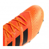 adidas NEMEZIZ 18.1 FG J Kids Orange black 350