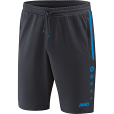 Jako Training shorts Prestige anthrazit- blau 21