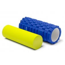 Massageroll 2 in 1 muscle roll - 33x14 cm