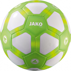 Jako Light ball Striker white-neongreen-neonyellow-290  17