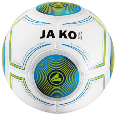 Jako Ball Futsal Light 3.0 white-JAKO blue-neon green-290 g. 18