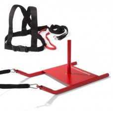 Sprint slide - Sprint training with fast release function Net weight: 6 kg