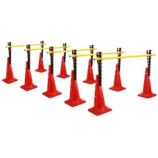 Hurdles ladders - hurdle system (set of 5)