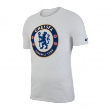NIKE CHELSEA TEE EVERGREEN T-SHIRT 100