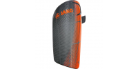 Jako Shin guard Competition Light flame-anthracite-stone grey 40