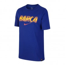 Nike FC Barcelona Dry Tee Preseason Junior 455