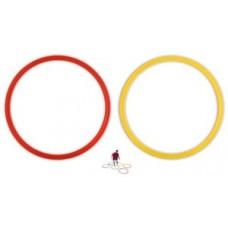 Coordination rings - coordination tires Red 1 pices