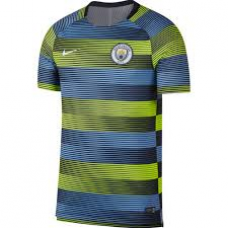 NIKE MANCHESTER CITY FC DRY SQUAD TOP SS GX 2 702