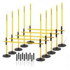 Multi hurdles system 2 (indoor and outdoor) - Set of 5
