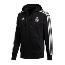 ADIDAS REAL MADRID 3S FULL ZIP HOODIE 692