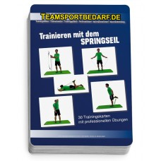 """Training Cards - """"Skipping Rope"""" (30 Workouts)"""