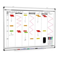 Planerboard - weekly planner (750 x 1000 mm)