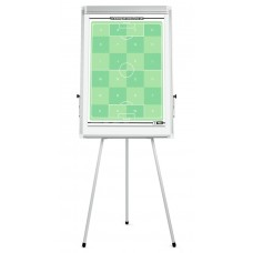 T-PRO - Soccer Tactical Flipchart 700 x 1000 mm