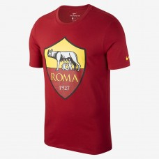 NIKE AS ROMA TEE EVERGREEN 613