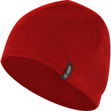 Jako Knitted hat 2.0 red 01