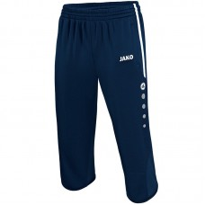 Jako 3 4 Training trousers Active maroon-white 09