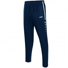 Jako Training trousers Active maroon-white 09