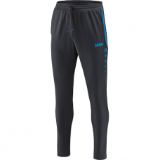 Jako Training trousers Prestige anthrazit  blau 21