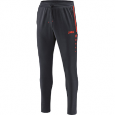 Jako Training trousers Prestige anthracite-flame 40