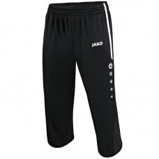 Jako 3 4 Training trousers Active black-white 08