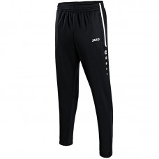 Jako Training trousers Active black-white 08