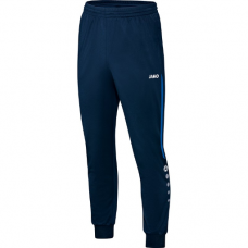 Jako Polyester trousers Champ marine-royal 49