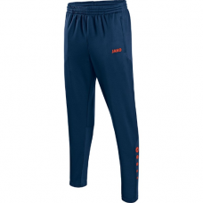Jako Training trousers Allround nightblue-flame 18