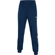 Jako Polyester trousers Performance navy-white 09