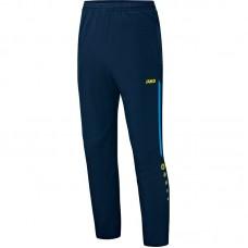 Jako Presentation trousers Champ blue neon yellow 89