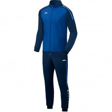 Jako Polyester tracksuit CHAMP royal-navy 49