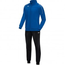 Jako Polyester tracksuit CLASSICO royal 04