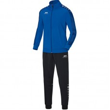 Jako Polyester tracksuit STRIKER royal 04
