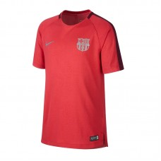Nike JR FC Barcelona Squad Top T-shirt 691