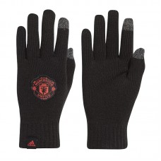 adidas MUFC Knit Gloves 595